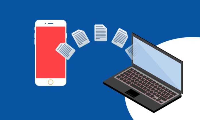How to Transfer Files from iPhone to Computer