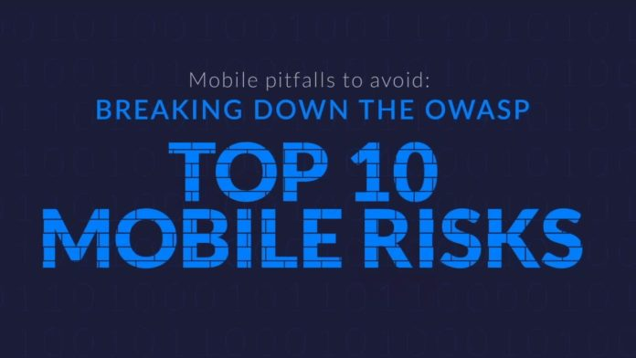 OWASP Top 10 Mobile Risks To Focus