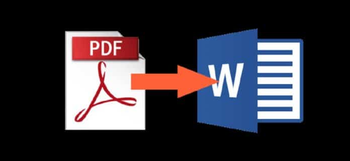 How To Edit PDF To Word