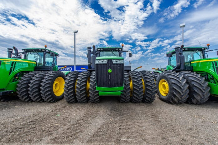 largest tractors in the world