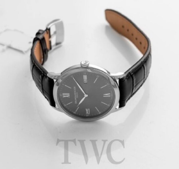 Baume And Mercier: A Touch Of Modern And Elegant Collection Of Timepiece