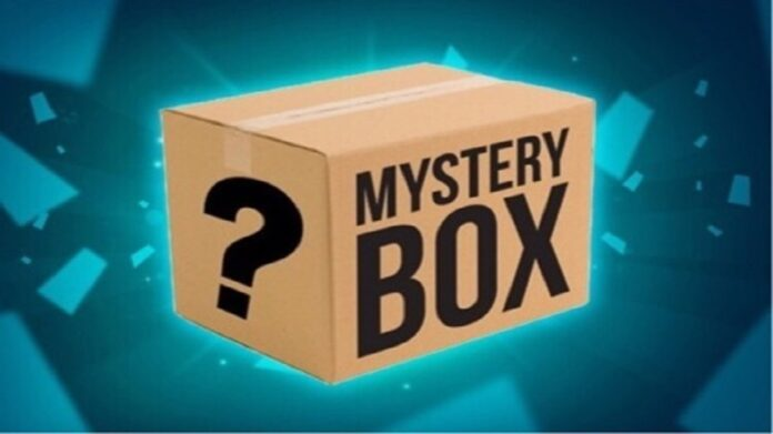 Mystery Box Shopping