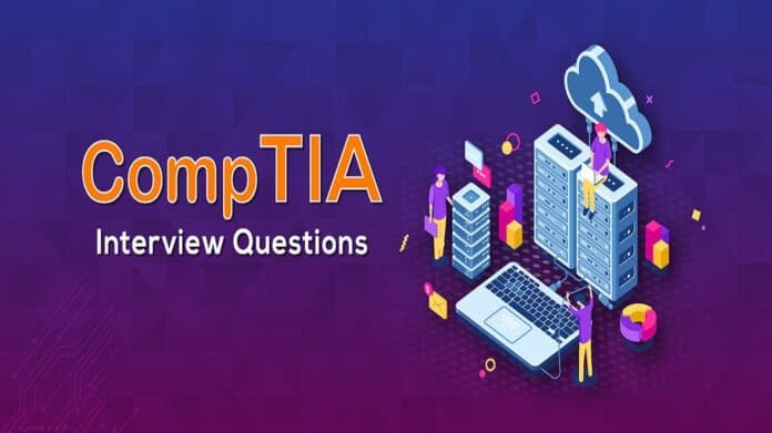121.CompTIA A+ Interview Questions And Answer