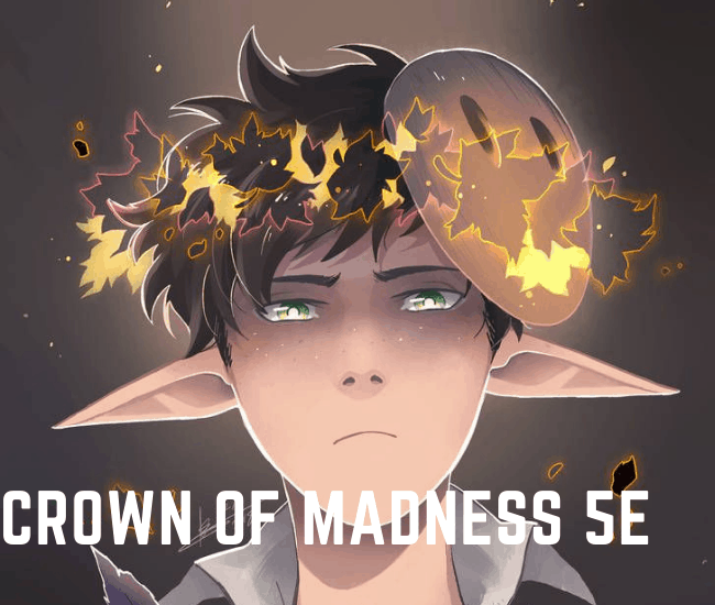 crown of madness 5e